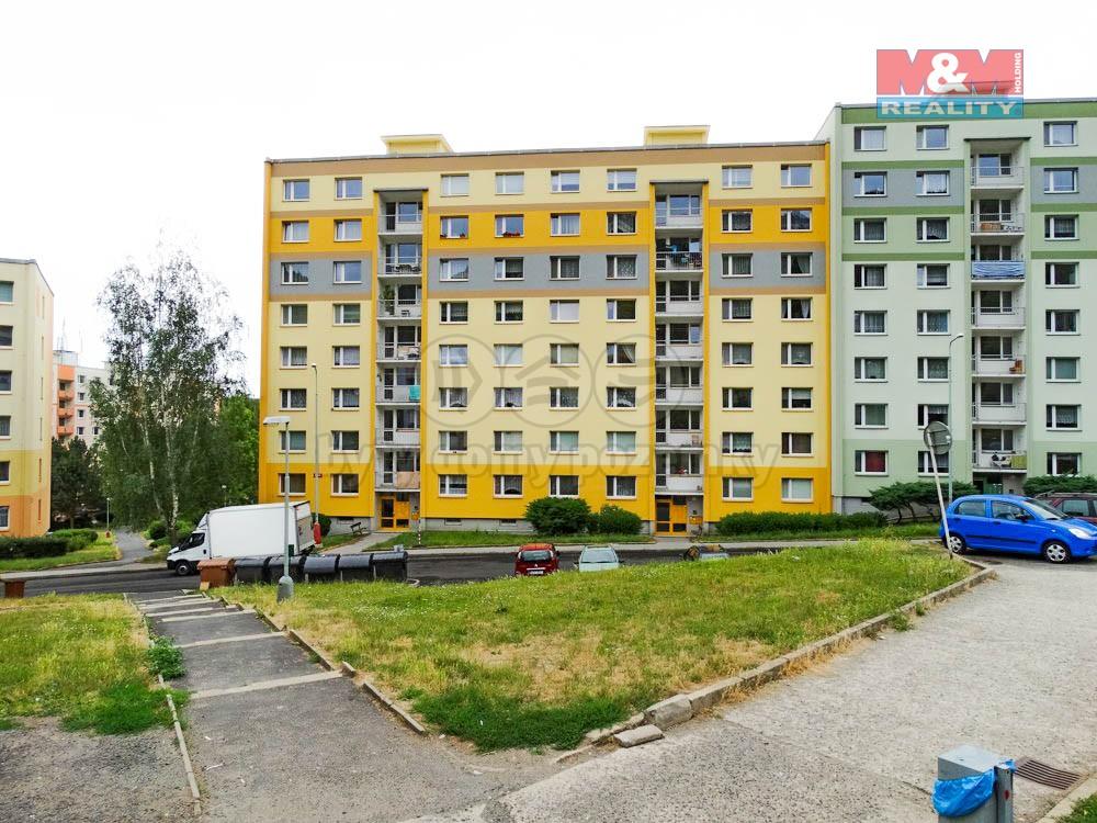 Prodej, byt 3+1, 80 m2, DV, Ústí nad Labem, ul. Peškova