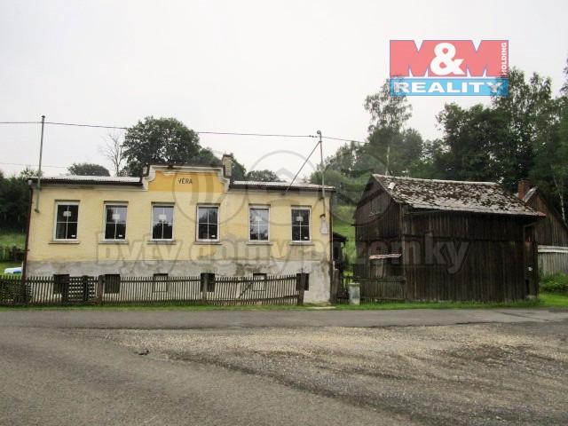 Prodej, rodinný dům, 118 m2, Dolní Paseky