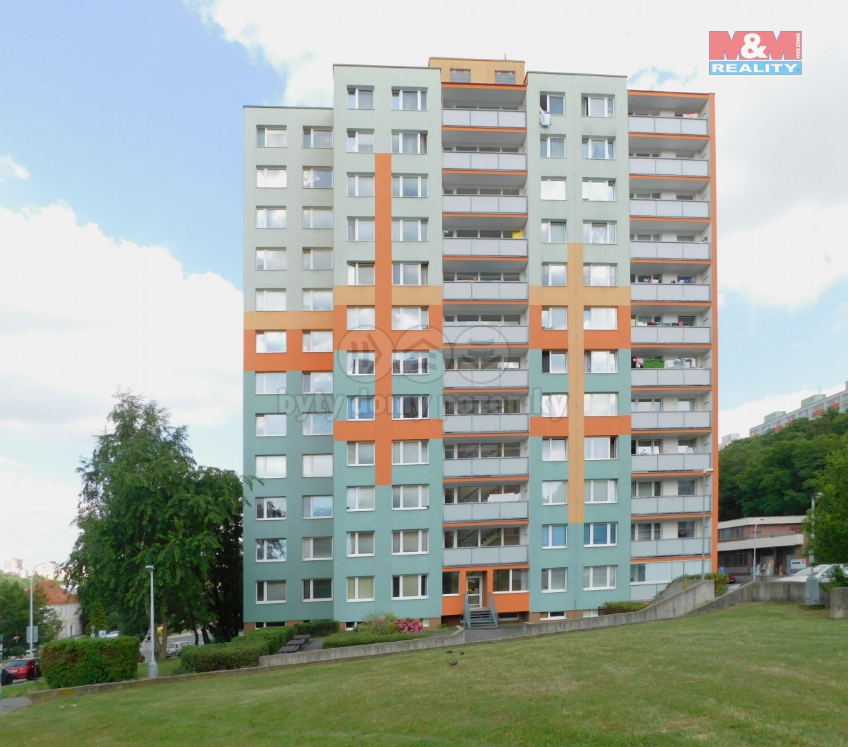 Prodej, byt 2+kk, 46 m2, Praha 4 - Michle, ul. Ohradní