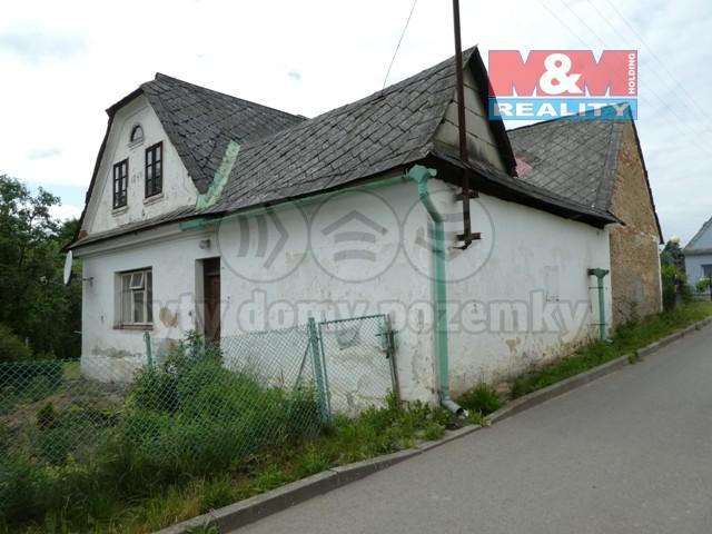 Prodej, chalupa 2+1, 581 m2, Lanškroun, Dolní Třešňovec