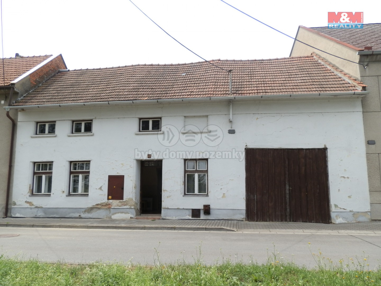 Prodej, rodinný dům 3+1, 80 m2, Olšany u Prostějova