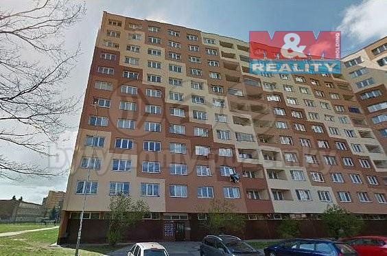 Pronájem, byt 1+1, 36 m2, Ostrava - Hrabůvka, ul. Fr. Hajdy