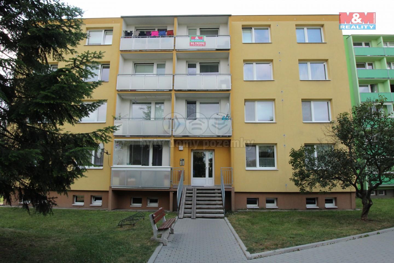 Prodej, byt 3+1, Prostějov, ul. sídl. E. Beneše