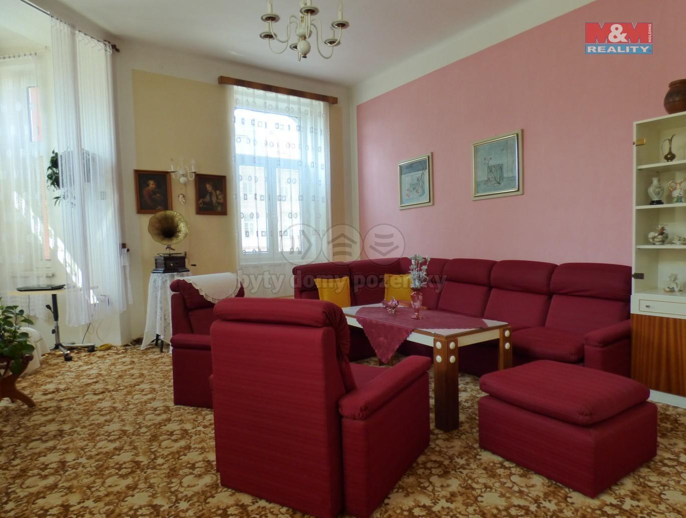 Prodej, byt 3+1, 78 m2, OV, Opava - Předměstí