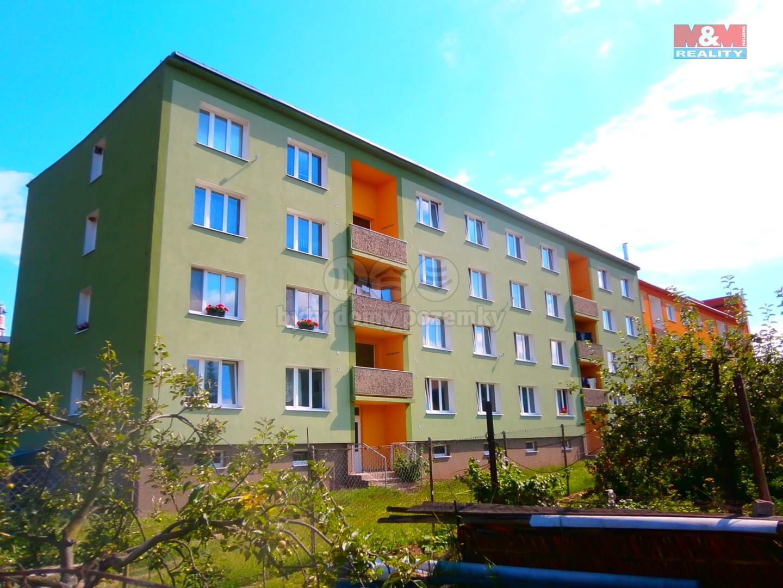 Prodej, byt 2+1, 61 m2, Kryry