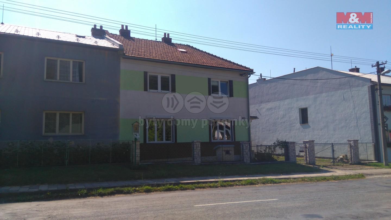 Prodej, rodinný dům, 2064 m2, Brusné