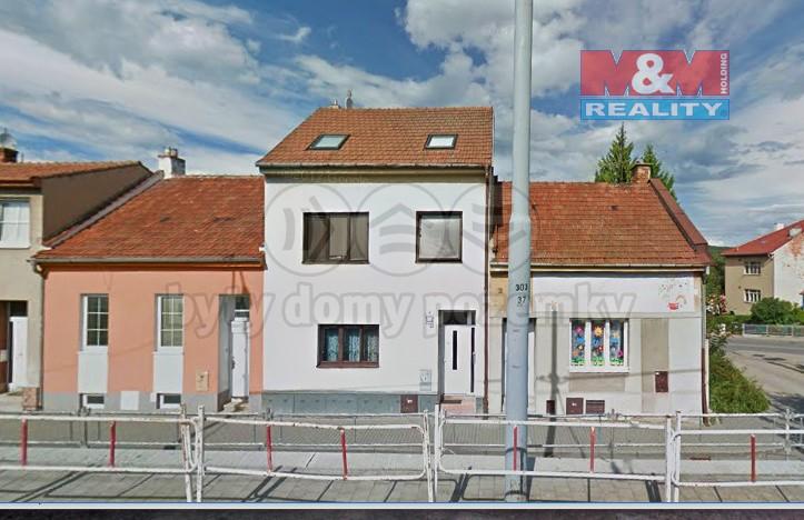 Prodej, rodinný dům 7+2, 150 m2, Brno Řečkovice, pozemek 133
