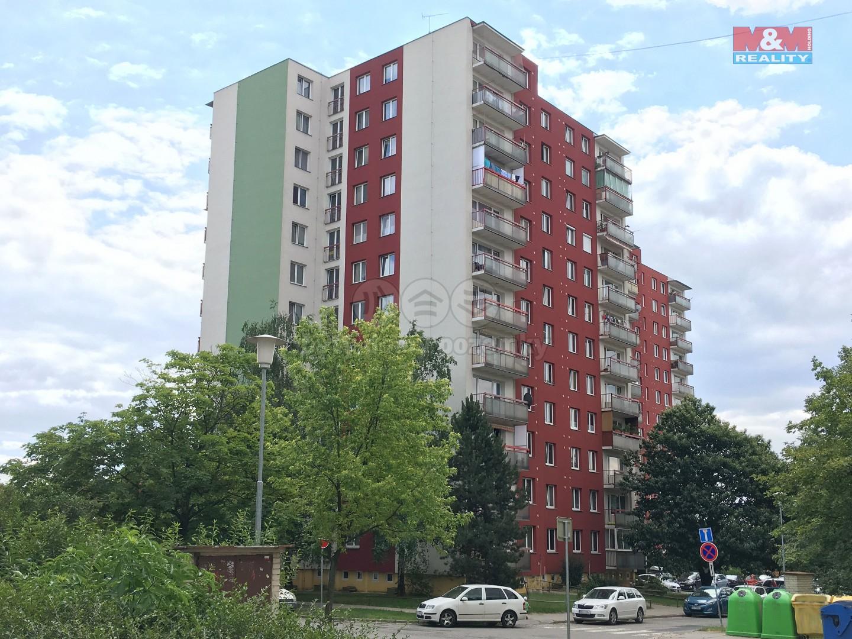 Prodej, byt 3+1, 71 m2, Brno - Židenice, ul. Velkopavlovická