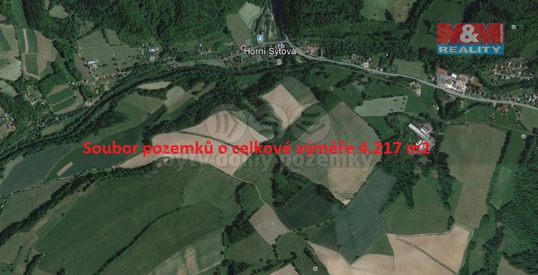 Prodej, louka, 4217 m2, Peřimov