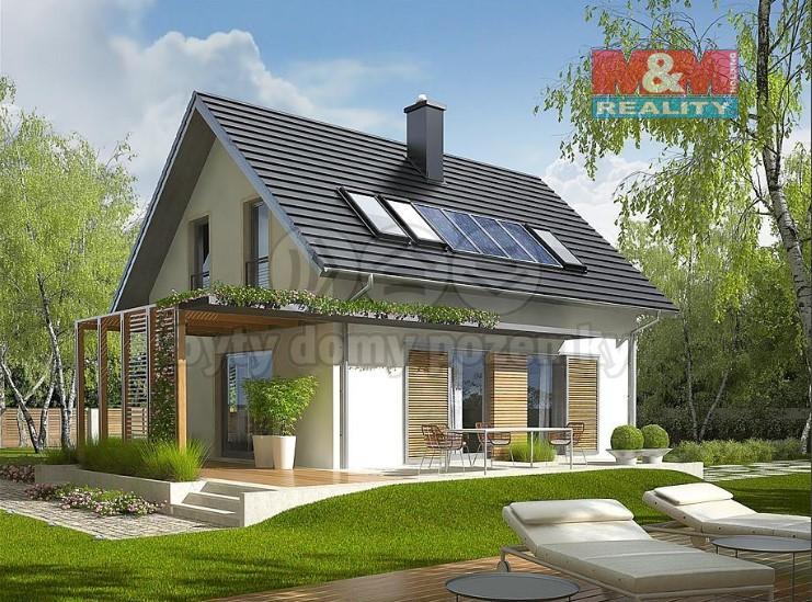 Prodej, rodinný dům, 71 m2, Suchdol nad Lužnicí