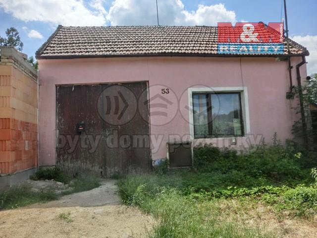 Prodej, rodinný dům, 300 m2, Nechvalín u Kyjova