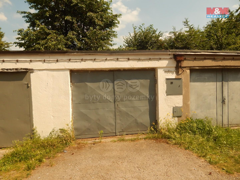 Prodej, garáž, Karviná - 8, ul. Žižkova