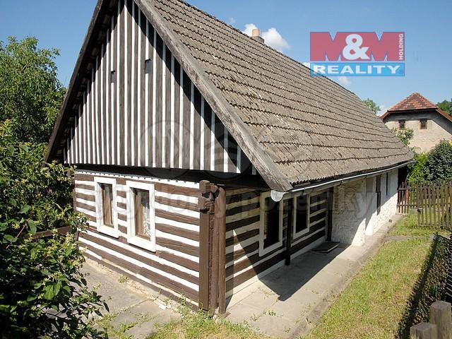 Prodej, chalupa, 809 m2, Rovensko pod Troskamy, Štěpánovice
