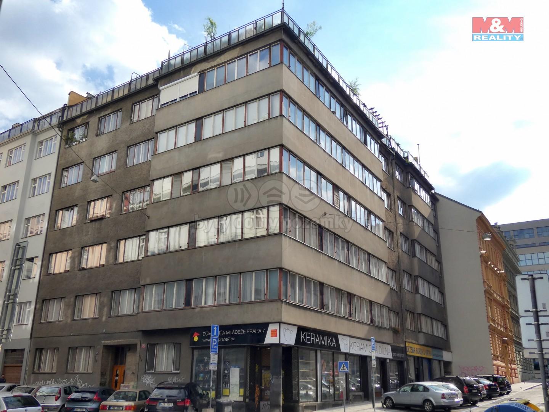 Prodej, byt 2+1, 83 m2, Praha 7, ul. Janovského