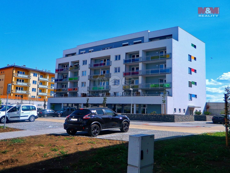 Pronájem, byt 1+kk, Šlapanice, ul. Brněnská Pole