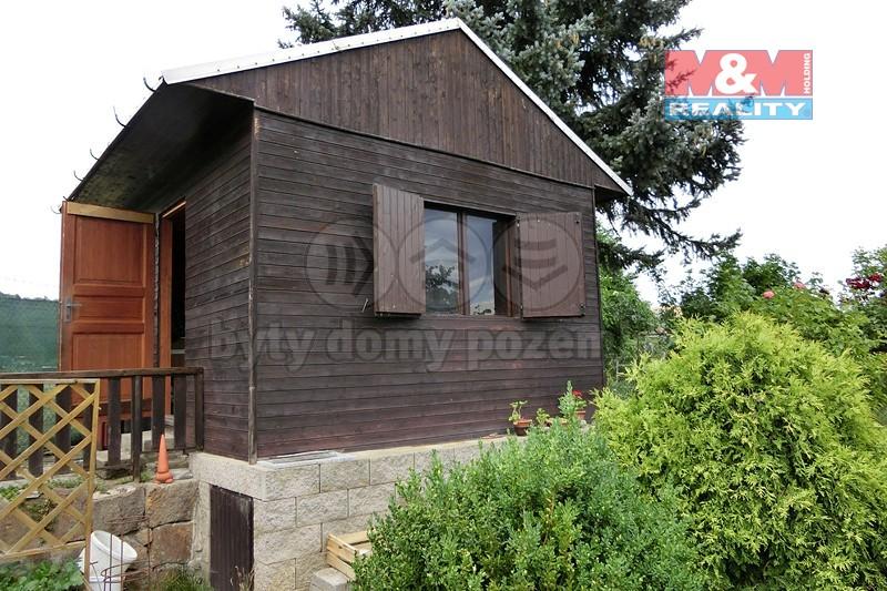 Prodej, zahrada, 445 m2, OV, Litvínov - Chudeřín