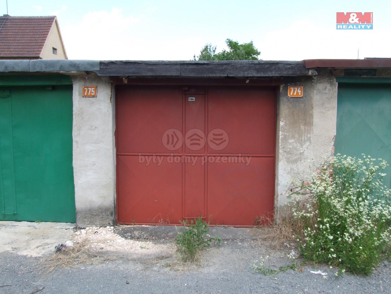 Prodej, garáž, Kladno - Kročehlavy