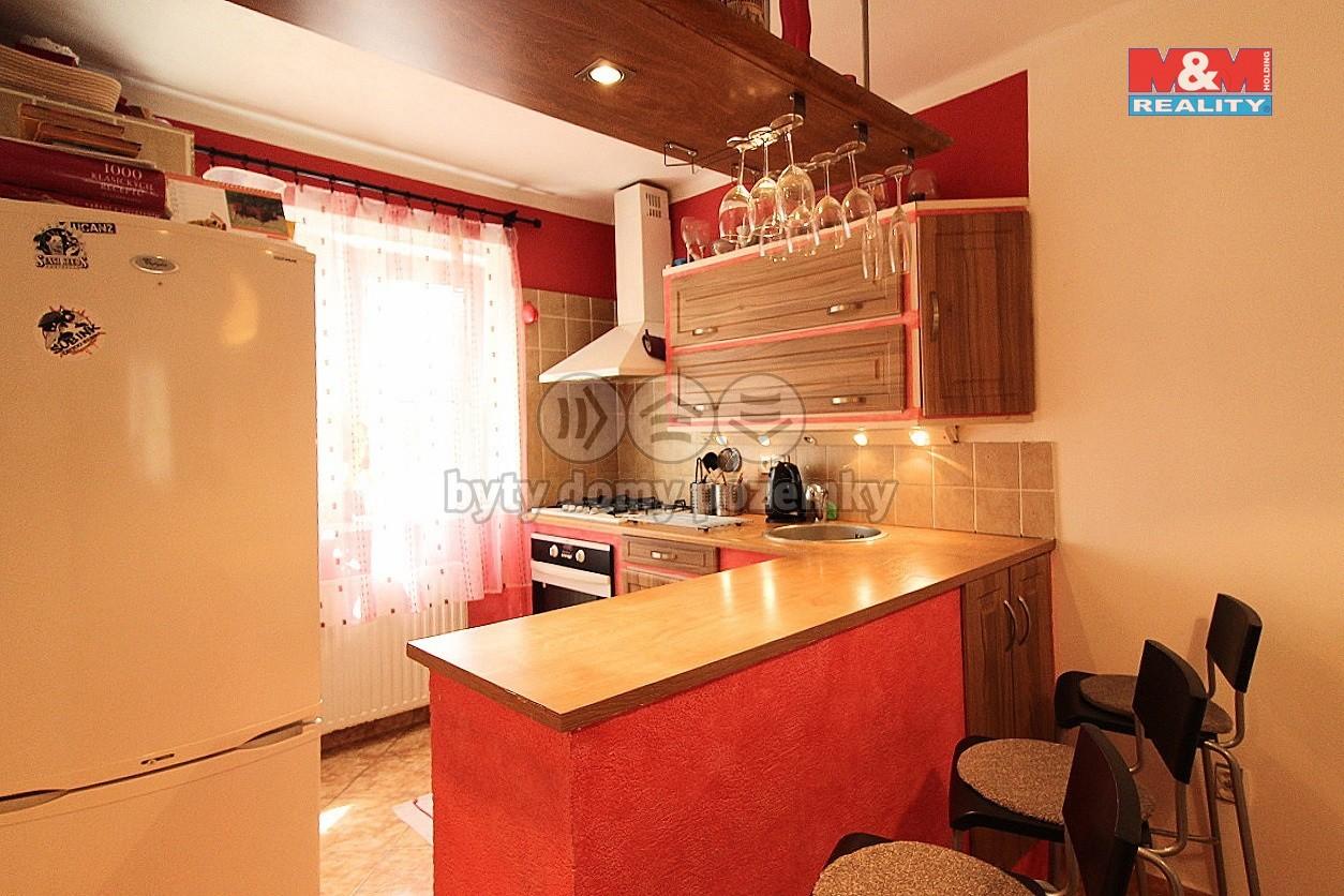 Prodej, byt 2+1, 65 m2, OV, Brno, ul. Purkyňova