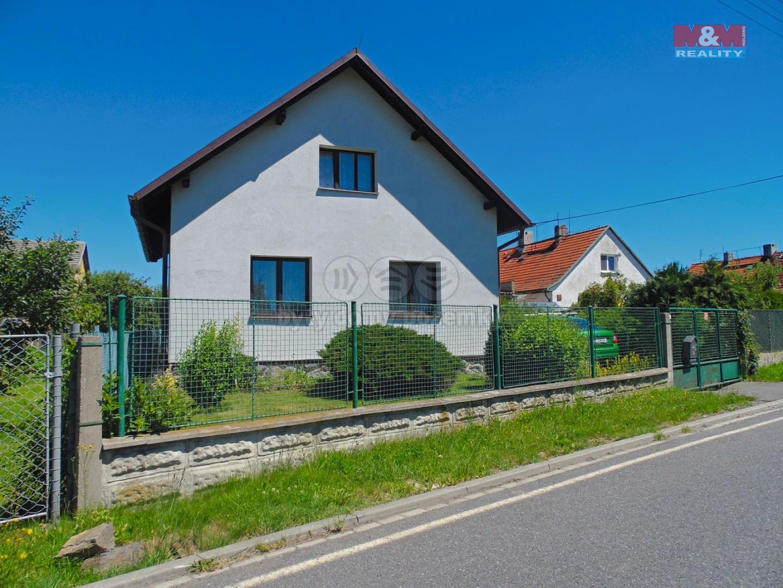 Prodej, rodinný dům, 85 m2, Janovice nad Úhlavou