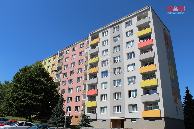 Prodej, byt 1+1, 35 m2, OV, Chodov, ul. Čs. odbojářů