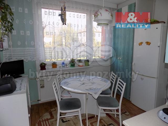 Prodej, byt 3+1, 63 m2, Jílové, ul. E. Krásnohorské