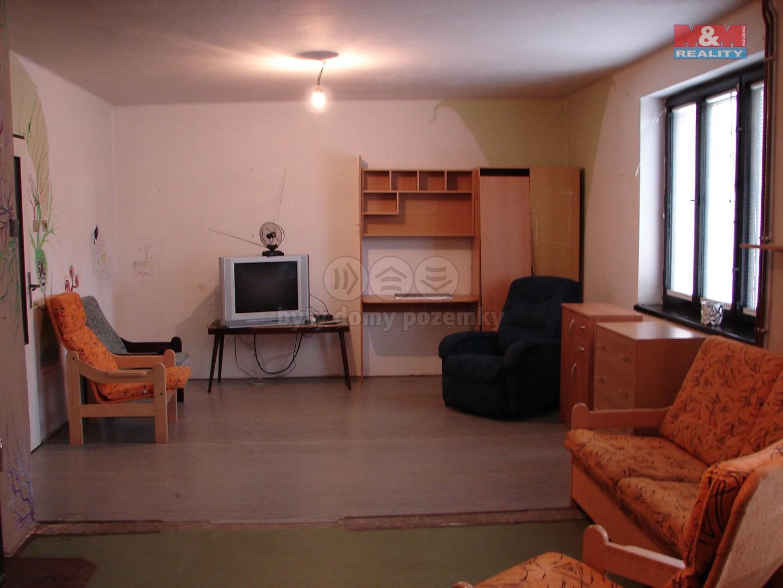 Prodej, byt 2+1, 75 m2, Mokré u Opočna