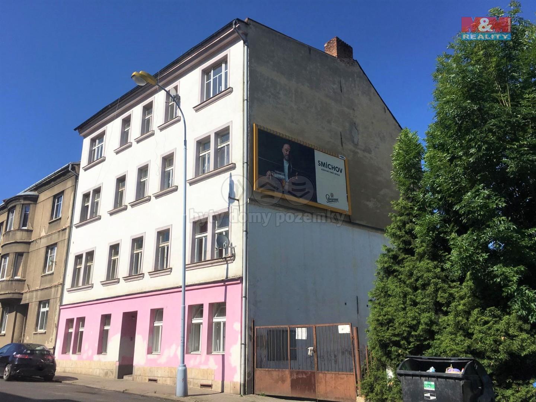 Pronájem, byt 3+1, 81 m2, Trmice, ul. Žižkova