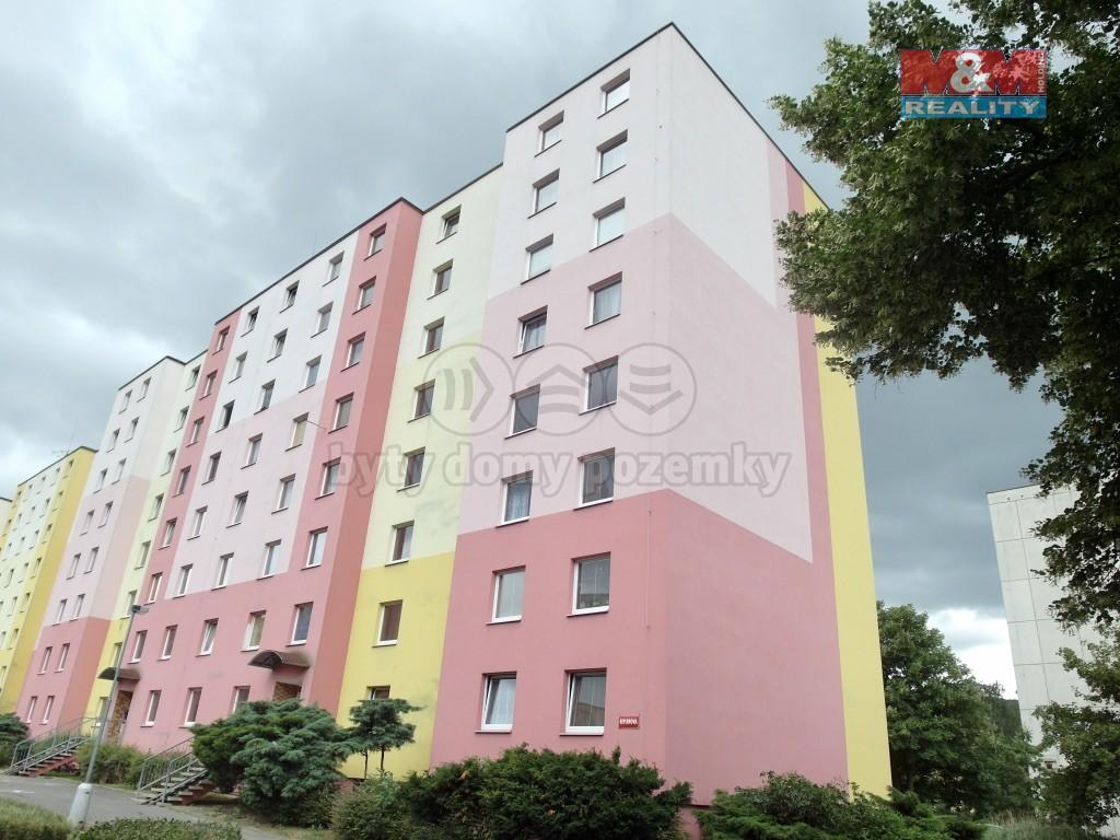 Prodej, byt 4+1, 77 m2, DV, Ústí nad Labem, ul. Keplerova