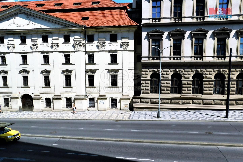 Pronájem, kancelář, 130 m2, Praha 2 - Nové Město