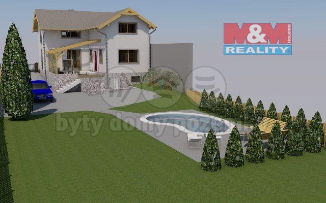 Prodej, rodinný dům 4+1, 1032 m2, Píšť