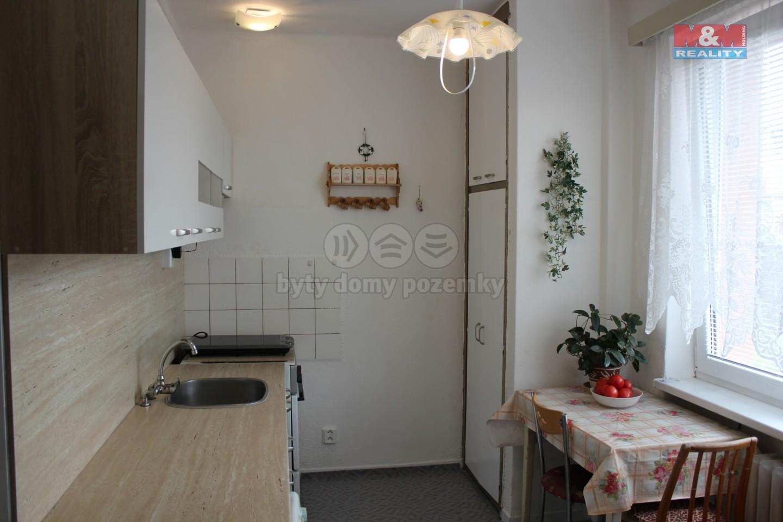 Prodej, byt 2+1, 55 m2, Ostrava, ul. Liptaňské náměstí