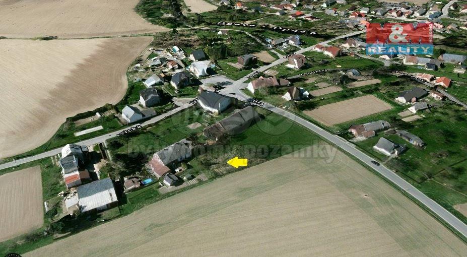 Prodej, pozemek, 472 m2, Držkovice