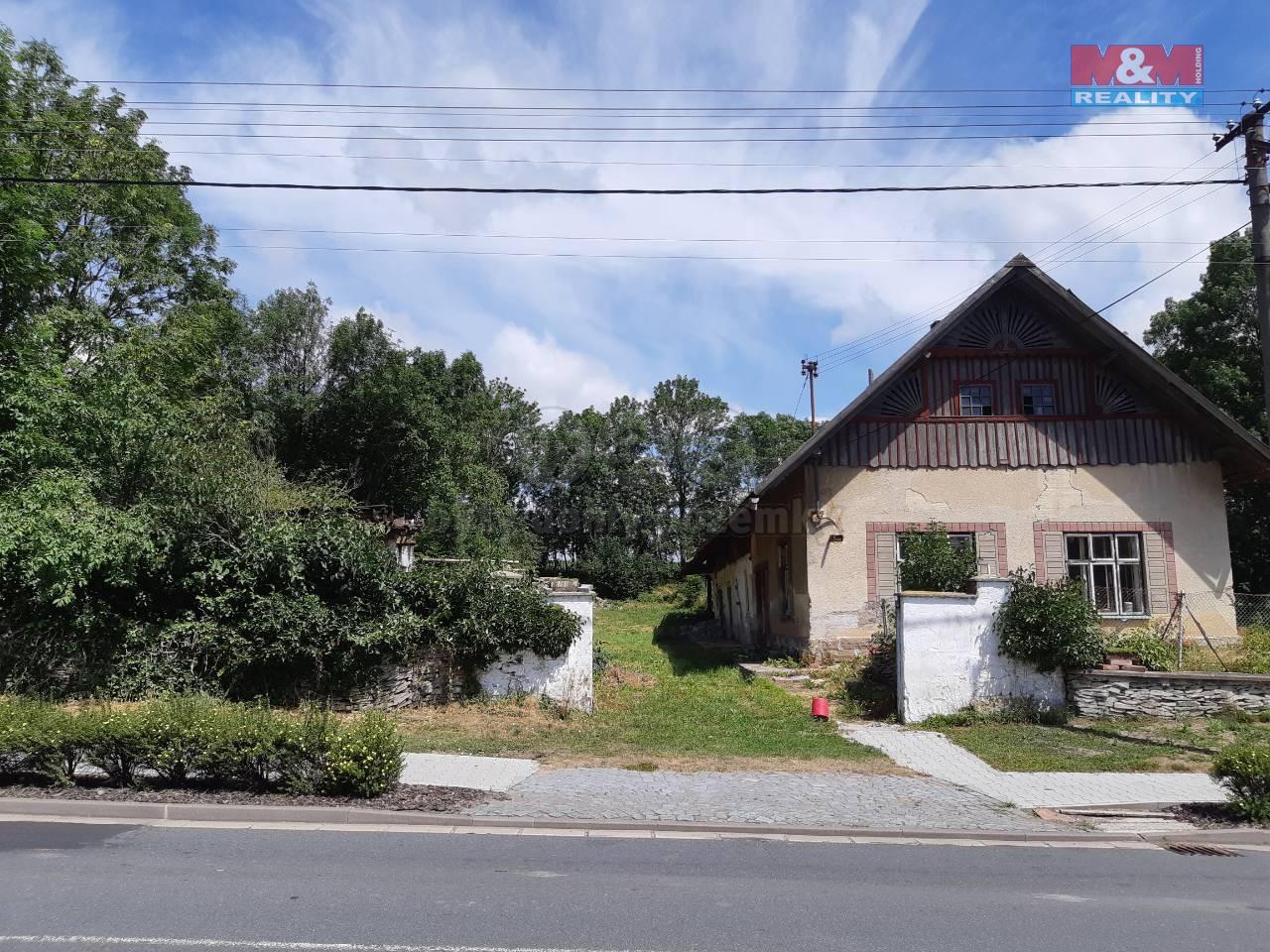 Prodej, rodinný dům, Králova Lhota