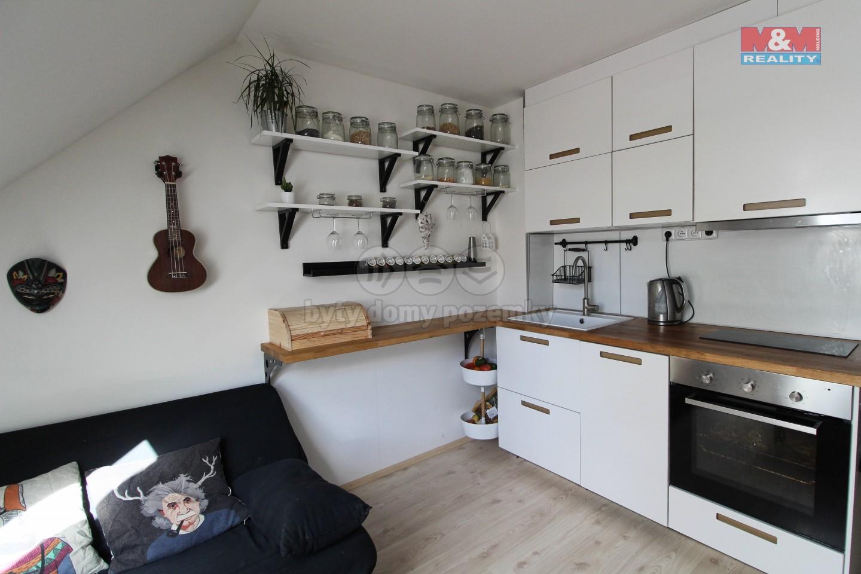 Prodej, byt 2+kk, Brno - Husovice, ul. Valchařská