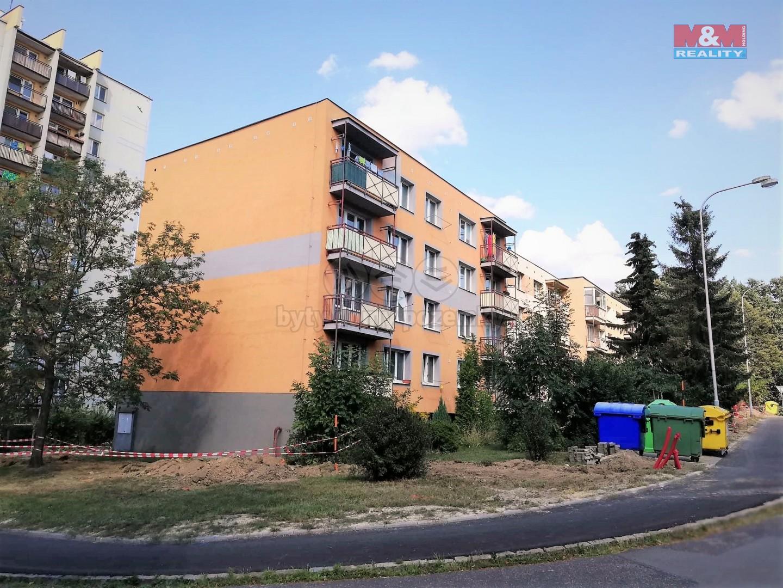 Prodej, byt 1+1, 38 m2, Ostrava - Výškovice, ul. Lumírova