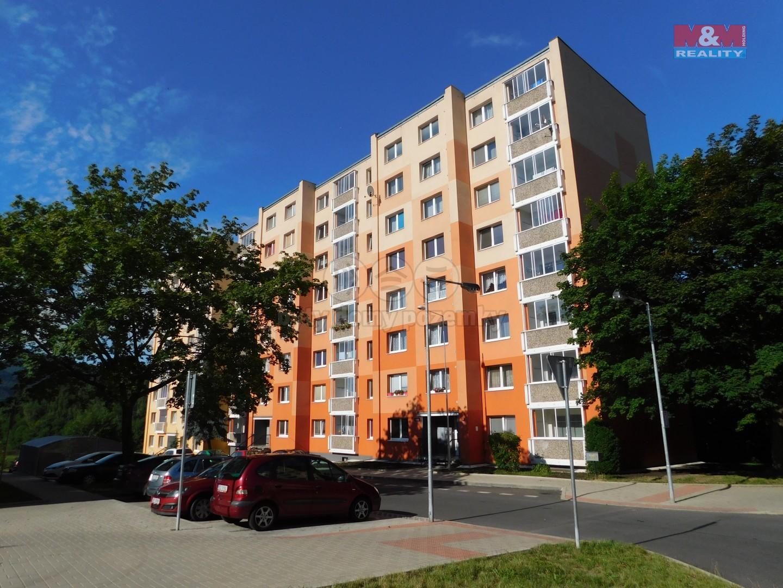 Prodej, byt 3+1, 76 m2, Klášterec nad Ohří, ul. Krátká