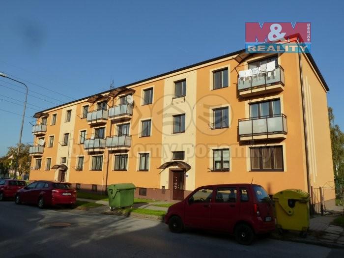 Pronájem, byt 2+1, 55 m2, Ostrava - Hrabůvka, ul. Letecká