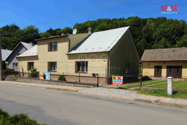 Prodej, rodinný dům, Rusava