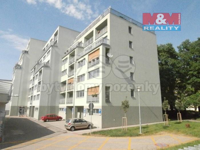 Prodej, byt 2+kk, 67 m2 Pardubice - Zelená terasa