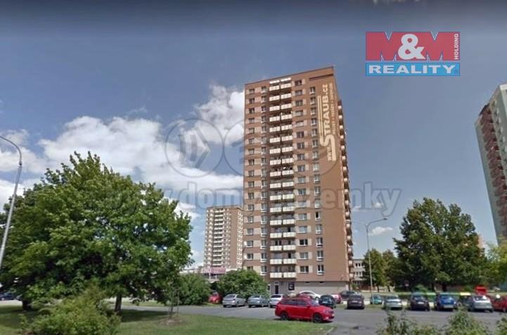 Pronájem, byt 1+1, 40 m2, Ostrava, ul. Dr.Martínka