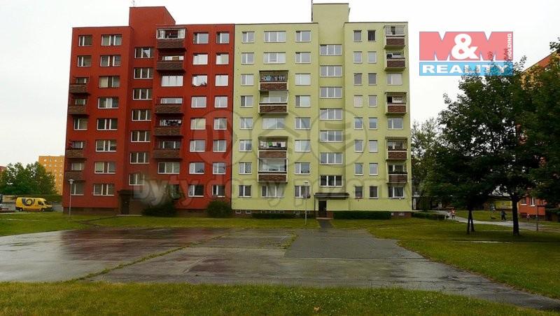 Pronájem, byt 3+1, Ostrava - Poruba, ul. nám Václava Vacka
