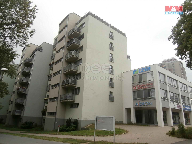 Prodej, byt 3+kk, 76 m2, Pardubice - Polabiny