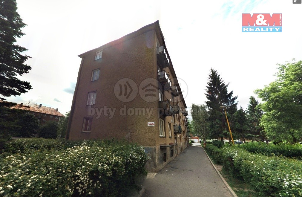 Prodej, byt 3+1, 62 m2, OV, Jirkov, ul. Fr. Schmieda
