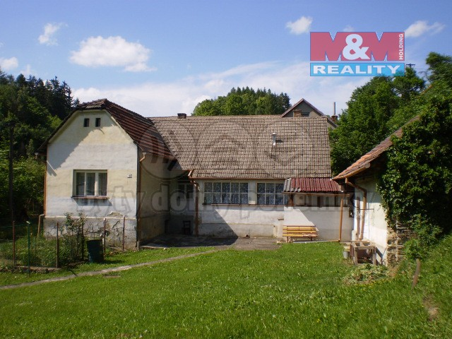 Prodej, chalupa 2+1, 1348 m2, Petrov