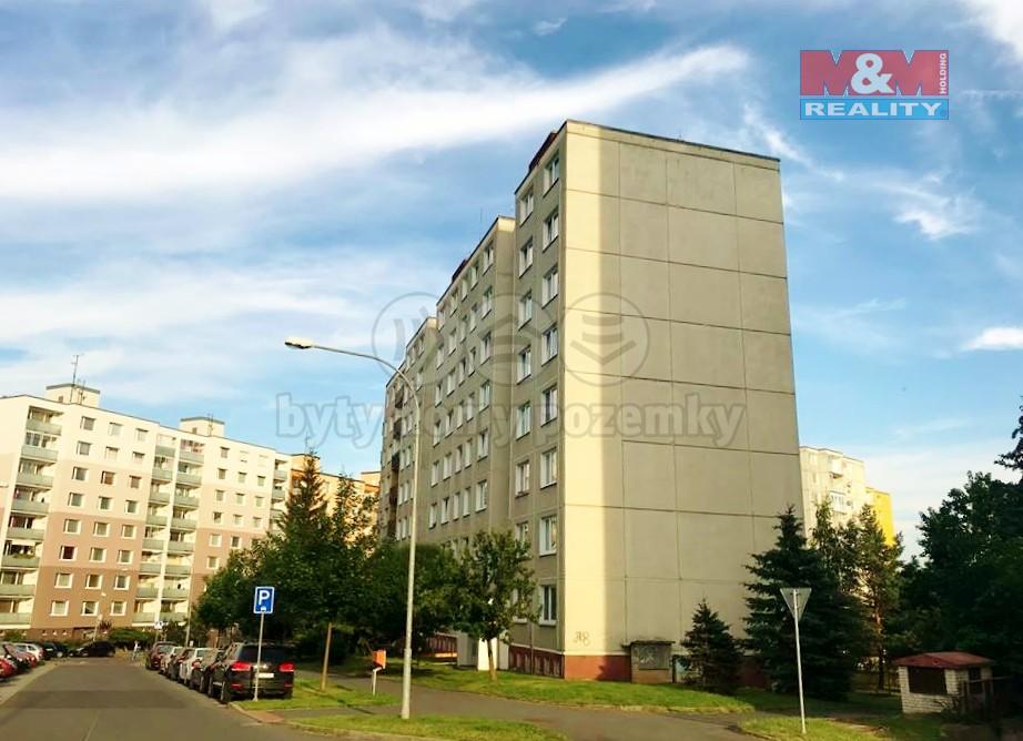 Prodej, byt 3+1, 67 m2, OV, Plzeň - Bolevec, ul. Toužimská