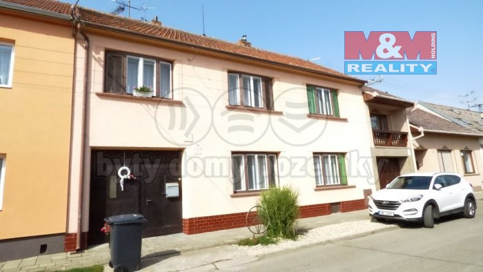 Prodej, rodinný dům, Břeclav - Charvátská Nová Ves