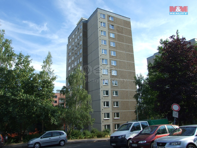Prodej, byt 2+kk, 42 m2, OV, Ústí nad Labem, ul. Šrámkova