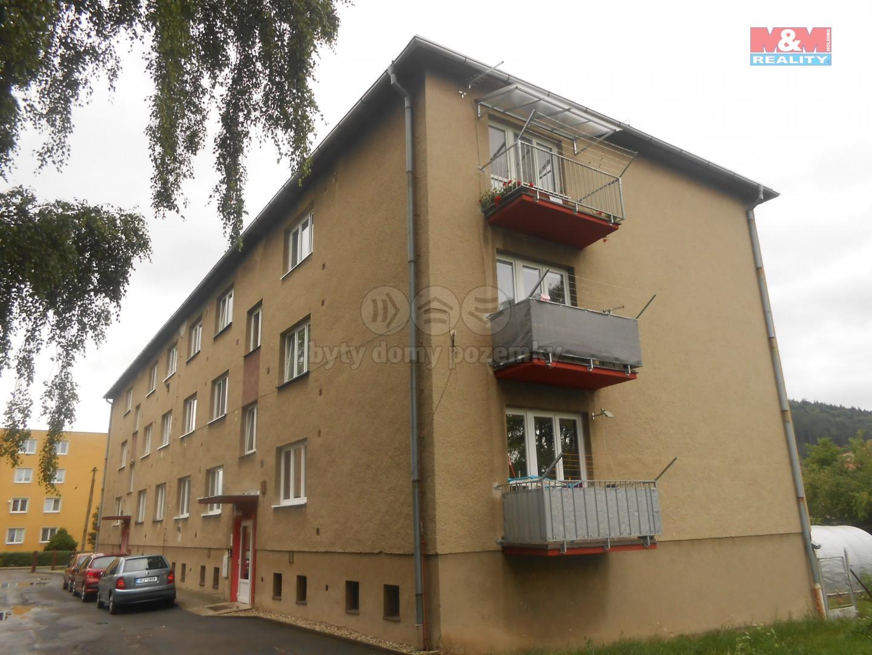 Prodej, byt 2+1, 65 m2, Moravská Třebová
