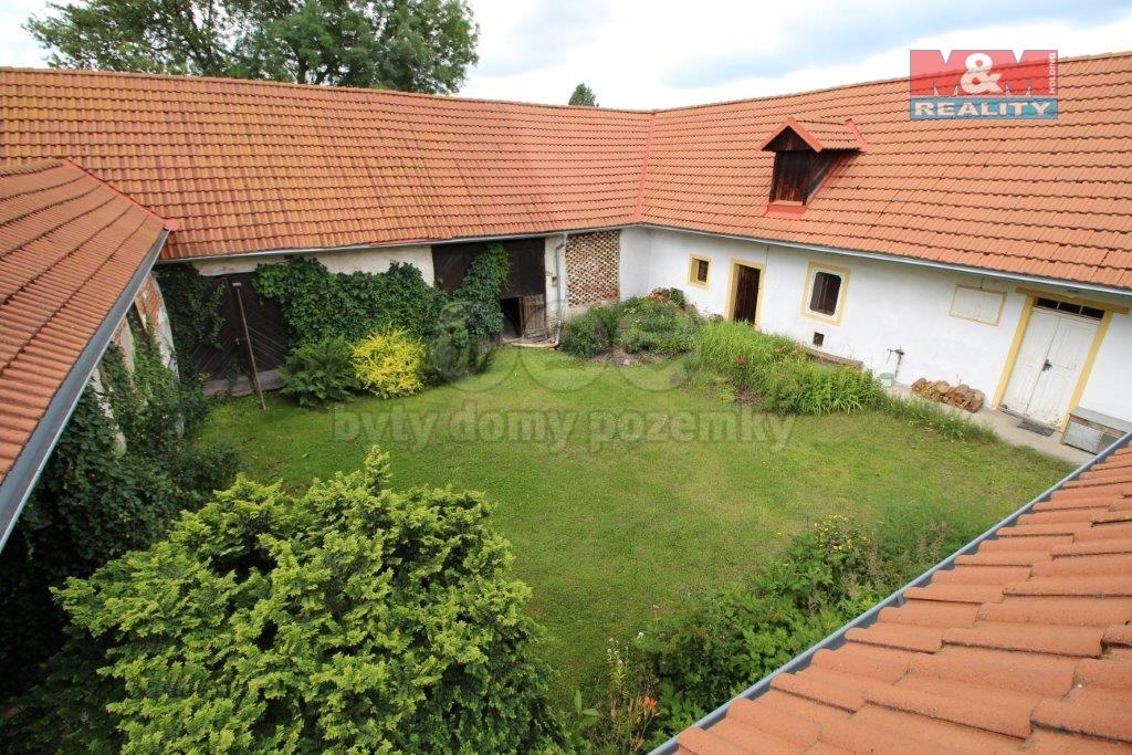 Prodej, chalupa, 853 m2, Sepekov