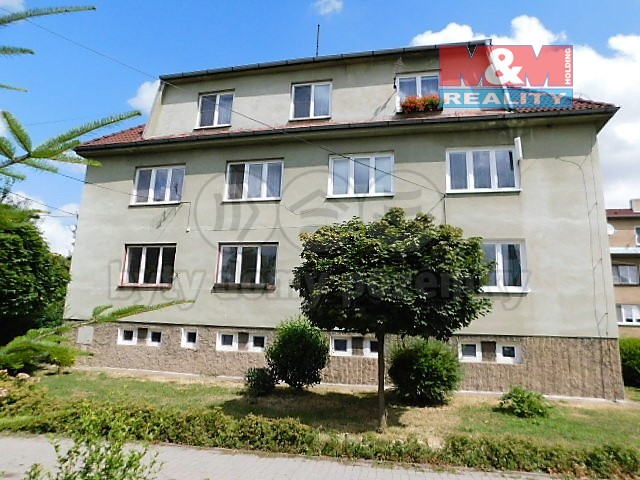 Prodej, byt 3+1, 73 m2, Liběšice